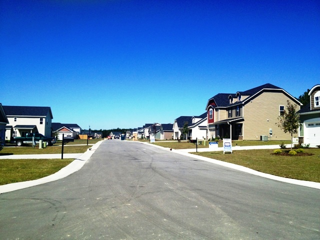 New construction homes for sale in jacksonville nc for Building a house in nc