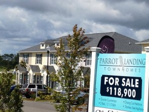 Parrot's Landing Townhomes
